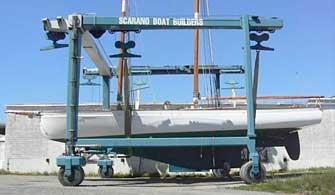 Scarano Boat Builder