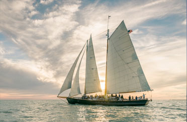 Sailing with Classic Harbor Line