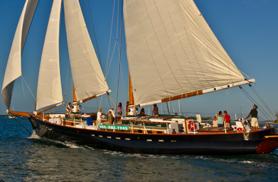 Key West Mimosa Sail