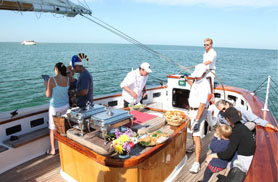 Key West Brunch Sail